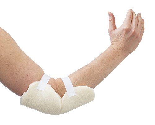 Essential Medical Supply Sheepette Elbow Protectors