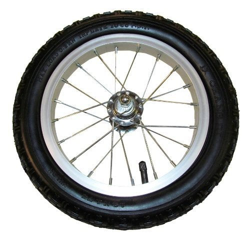 Strider - Heavy Duty Wheel Set, Alloy Wheels and Pneumatic Tires