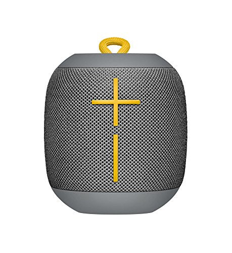 WONDERBOOM Waterproof Bluetooth Speaker - Stone Grey