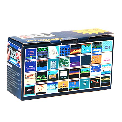 Anncia Video Game Entertainment System Classic TV Game Console with Built in 200 Games