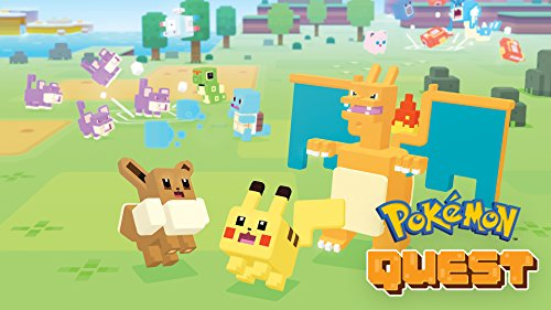 Pokemon Quest - Nintendo Switch [Digital Code]