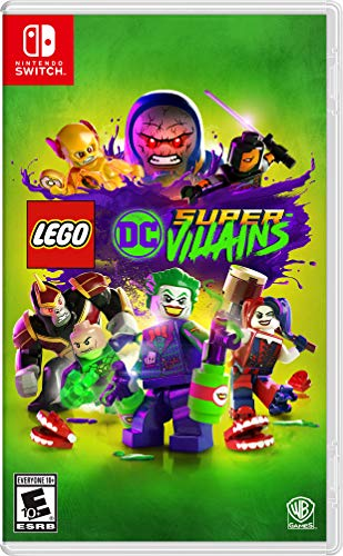 LEGO DC Super-Villains - Nintendo Switch