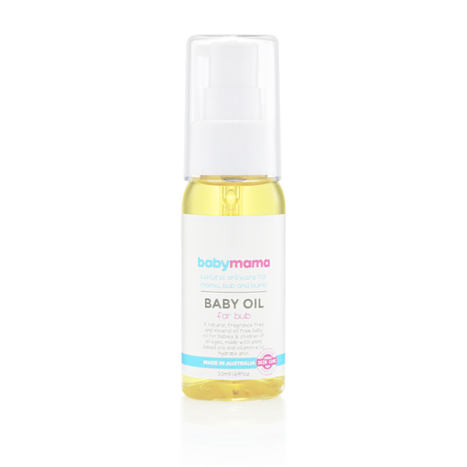 Baby Mama - Natural Baby Body Oil - Bub