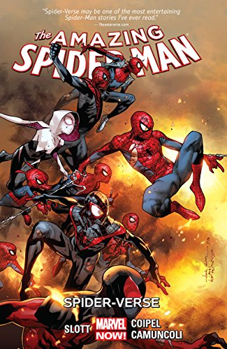 Amazing Spider-Man Vol. 3: Spider-Verse (Amazing Spider-Man (2014-2015))