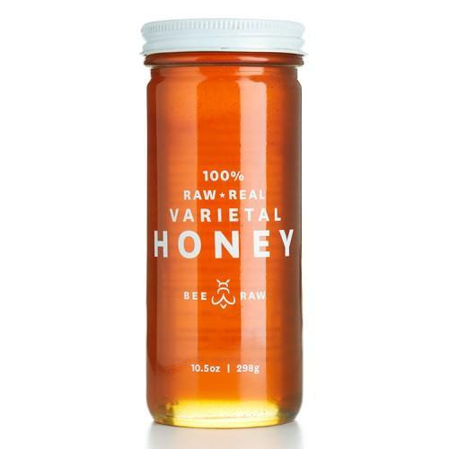 Bee Raw - Florida Orange Blossom Honey