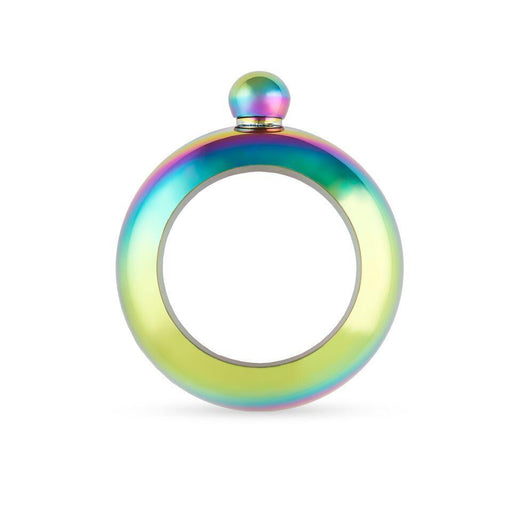 Blush - Charade Rainbow Bracelet Flask
