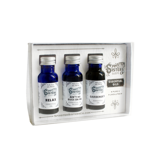 Spinster Sisters Co. - Essential Oil Set