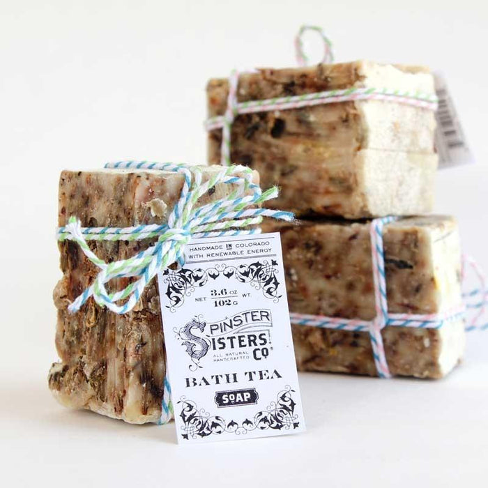 Spinster Sisters Co. - Bath Tea Soap