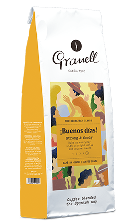 Cafe Granell Buenos Dias - 4qui.com Mercado Global en Español  Cafe