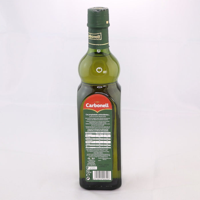 Carbonell Aceite Oliva Virgen Extra 750 ml - 4qui.com Mercado Global en Español