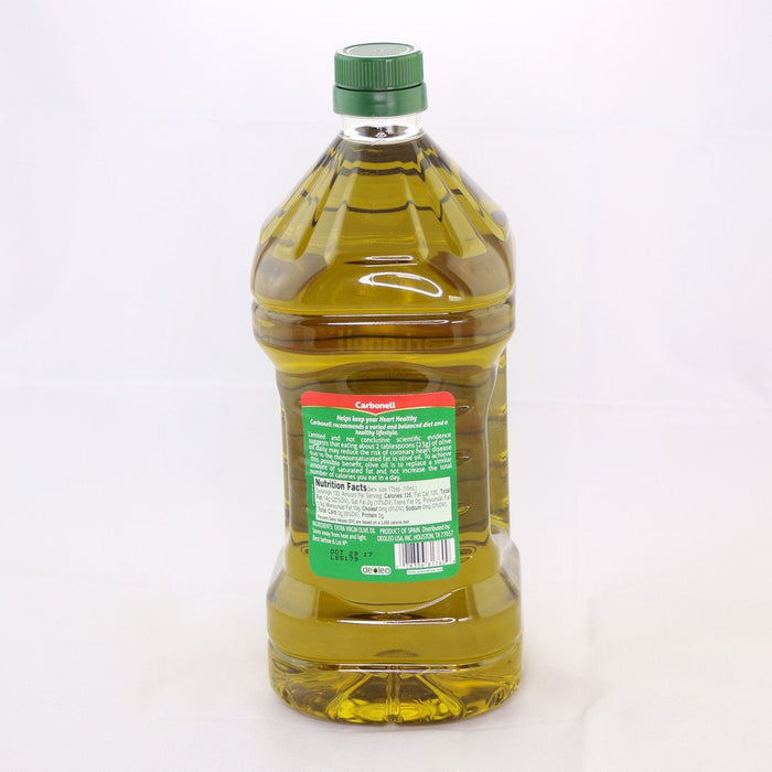 Carbonell Extra Virgin Olive Oil 2L - 4qui.com Mercado Global en Español