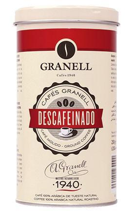 Cafe Granell Descafeinado - 4qui.com Mercado Global en Español  Cafe