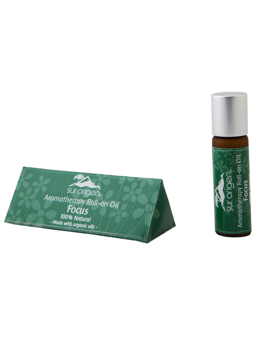 Aromatherapy Roll-on Oil Focus