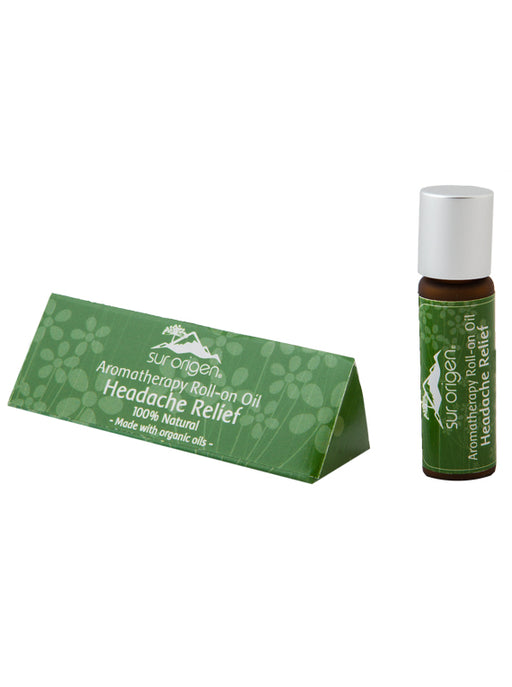 Aromatherapy Roll-on Oil Headache Relief