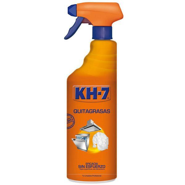 KH7 Quitagrasas Pistola 750 ml . KH-7 DEGREASER . Esté donde esté la grasa, funciona . - 4qui.com Mercado Global en Español  Home & Garden > Household Supplies