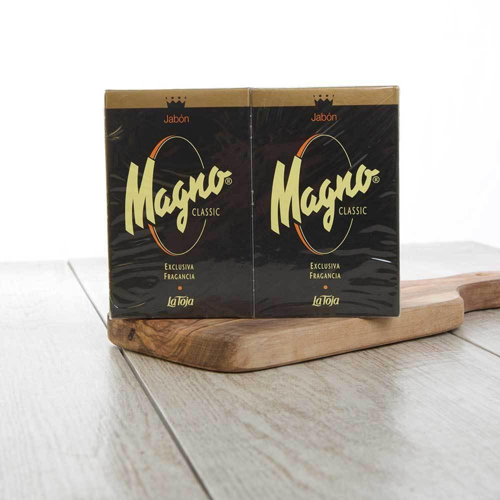 Magno Bar Soap Pack of 2 Classic - 4qui.com Mercado Global en Español