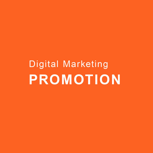 Digital Marketing and Promotion Montly Plans