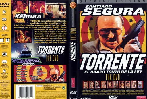 Torrente 1 DVD en Español - 4qui.com Mercado Global en Español  DVD
