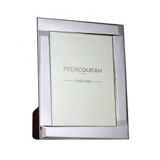 Albeniz Photo frame by Pedro Duran in Silver plated