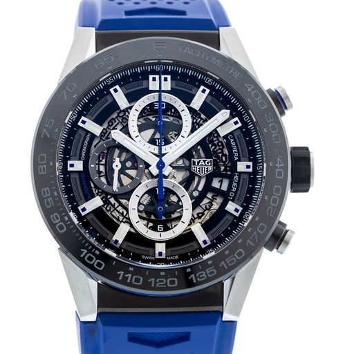 TAG Heuer Carrera Blue Touch Edition CAR2A1T.FT6052
