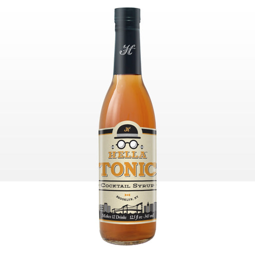 Hella Bitter - Tonic Cocktail Syrup  12.5oz
