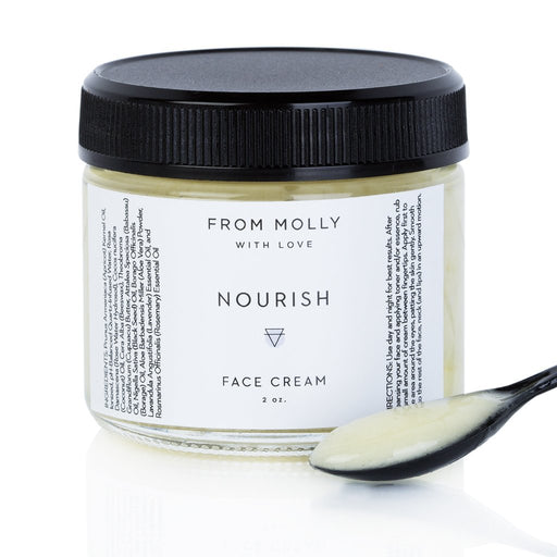 From Molly With Love - Nourish Face Cream