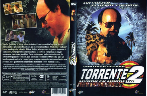 Torrente 2 DVD en Español - 4qui.com Mercado Global en Español  DVD