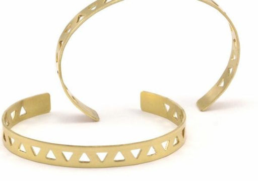 Boho Gal Jewelry - Triangle Cuff
