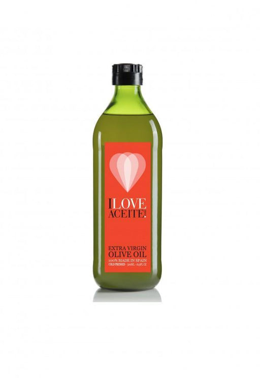 iloveaceite red label | Case 24 bottles 250 ml | 8.80 fl oz | Extra Virgin Olive Oil - 4qui.com Mercado Global en Español  Olive Oil