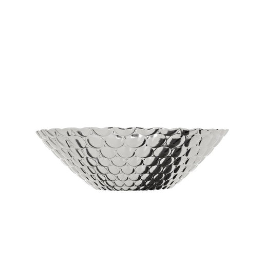 Madre Perla Center Piece by Pedro Duran in Silver plated 25 cm