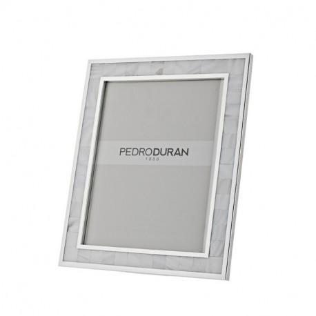 Nacar Photo frame by Pedro Duran in Silver plated