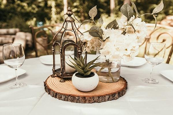 DIY tips to decorating your wedding on a budget