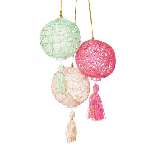 Super String Lanterns Craft Kit
