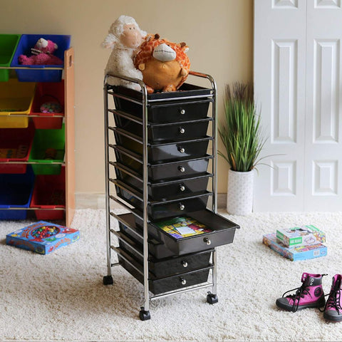 Craft Drawer Organizer Cart