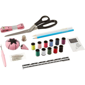 Beginners Sewing Kit - 130 pcs