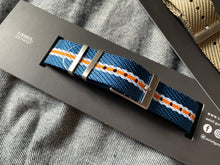 Nylon Strap RACING BLUE