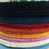"Small [16""] Buntal Mats - US - B Unique Millinery"