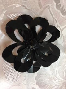 Laser Cut Sequin Flowers - US - B Unique Millinery