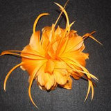 Feather Flower (YX12081) - US - B Unique Millinery