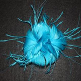 Feather Flower (YX12002) - AU - B Unique Millinery