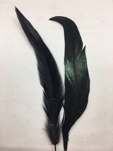 Coque Tail Feathers (untrimmed) - US - B Unique Millinery