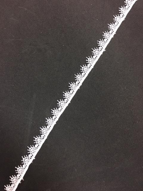Lace Trim 03 - Fine 5 Point Edge Trim - AU