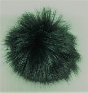 Fur Balls - Lon - B Unique Millinery