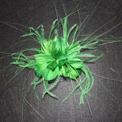 Feather Flower (YX12002) - US - B Unique Millinery