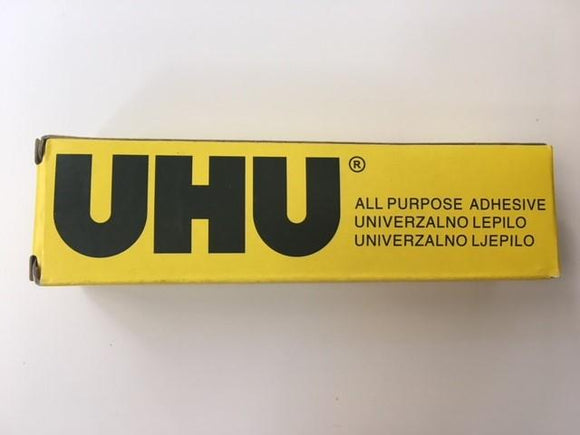 UHU Glue - Canada - B Unique Millinery