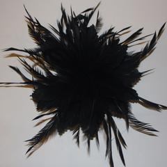 Goose Feather Flower (F0029) - AU - B Unique Millinery