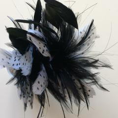 Feather Mounts (0449) - AU - B Unique Millinery