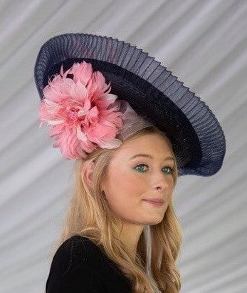B Unique with Feather Flowers - 29th June - [Virtual Workshop] - B Unique Millinery