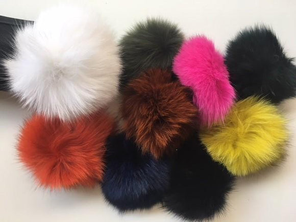 Fur Balls - US - B Unique Millinery