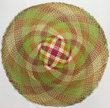 "Medium [19""] Buntal Mats - AU - B Unique Millinery"
